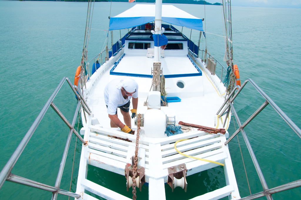 Langkawi Private Yacht Charter