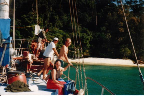 Langkawi Yacht Charter Party